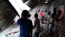 101 Rumah Rusak dan 48 Orang Luka Akibat Gempa di Solok Selatan