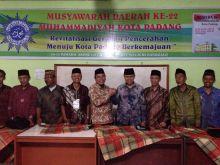 Mantan Ketua DPRD Padang Maigus Nasir Terpilih Jadi Ketua PDM, Muhammadiyah Harus Tancap Gas
