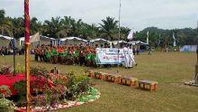 MTQ Kabupaten Dharmasraya Dibuka, Ribuan Warga Saksikan Kemeriahan Pesta Keagamaan
