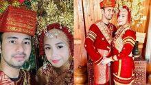 Liburan ke Sumbar, Raffi dan Nagita Jadi Pengantin Minang