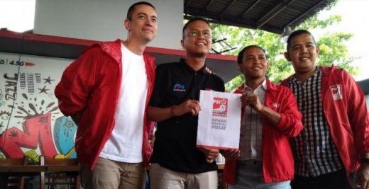 Resmi Bergabung PSI, Faldo Maldini Langsung Jadi Ketua PSI Sumbar dan Siap Bertarung di Pilgub 2020