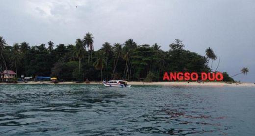 Pasca Tenggelamnya Kapal, Wisata ke Pulau Angso Duo Pariaman Ditutup Sementara