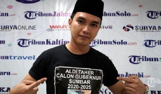 Siap Maju Jadi Calon Gubernur Sumbar, Aldi Taher Cari Calon Istri Orang Minang