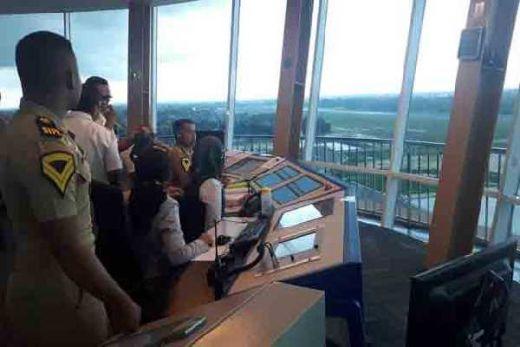 Navigasi Penerbangan Padang Disatukan dengan Sistem Radar dari Pekanbaru, Hemat Operasional Rp10 Miliar