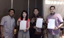Jadi Ketua DPW PSI, Hendri Arnis Satukan Kekuatan Solidaritas di Sumbar