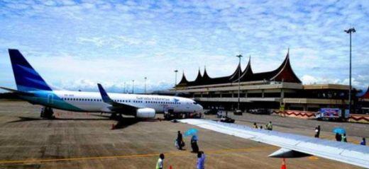 Mulai Januari, Garuda Terbang Langsung dari Padang ke Jeddah untuk Layani Jamaah Umroh