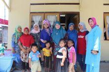 Komunitas Facebook Peduli, Terus Bantu Bedah Rumah Tak Layak Huni di Padang