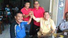 Suwandel Muchtar Silaturahmi dengan DPD Partai Nasdem