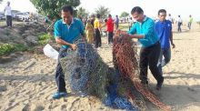 Persiapan Komodo 2016, ASN dan TNI AL Keroyok Kawasan Muaro Lasak