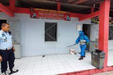 Warga Binaan Lapas Talu Jalani Protokol Kesehatan Antisipasi Covid-19