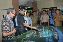 Lihat Pasokan Energi, Gubernur Sumbar Irwan Prayitno Kunjungi PLTU Ombilin