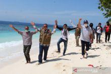 Pulau Pandan Sumbar Nan Eksotis Siap Terima Pengunjung