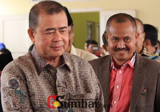 Wagub Nasrul Abit Bangga Melihat Kekompakan IKPS