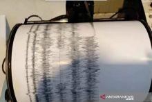 Gempa Landa Pasaman Barat dengan Magnitudo 4,6