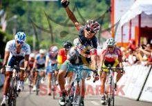 Tour de Singkarak Tetap Lanjut Meskipun Kabut Asap Semakin Tebal