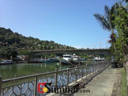 Pantai Padang, Jembatan Siti Nurbaya Ikon Kawasan Wisata Terpadu Kota Padang