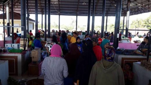 Pemko Padang Terus Benahi Pasar Lubuk Buaya, Kini Ramai dan Nyaman