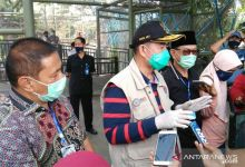 Wagub Review Penyelesaian Baru Kenormalan pada Objek Wisata Bukittinggi