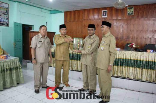 Jajaran Kemenag Kota Pariaman Studi Banding ZI WBK ke Kabupaten Solok