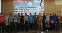KPU Kota Sawahlunto Gelar Evaluasi Fasilitasi Kampanye Pemilu 2019