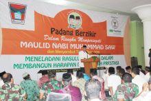 Padang Berzikir, Warnai Penyambutan Tahun Baru 2015 di Kota Padang