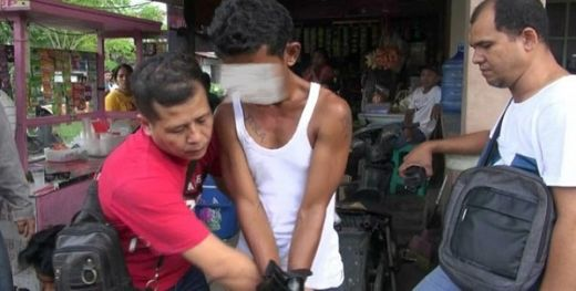 Berulang Kali Mencuri HP di Rumah Sakit, Pria Ini Diciduk Aparat Polsek Padang Selatan