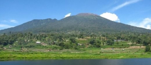 Cegah Maksiat di Malam Tahun Baru, Forkopimda Tanah Datar Larang Pendakian Gunung Marapi dan Singgalang